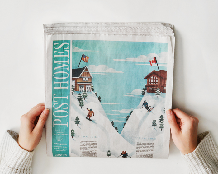 Jeannie-Phan-Illustration-National-Post-Ski-Resort-PH2