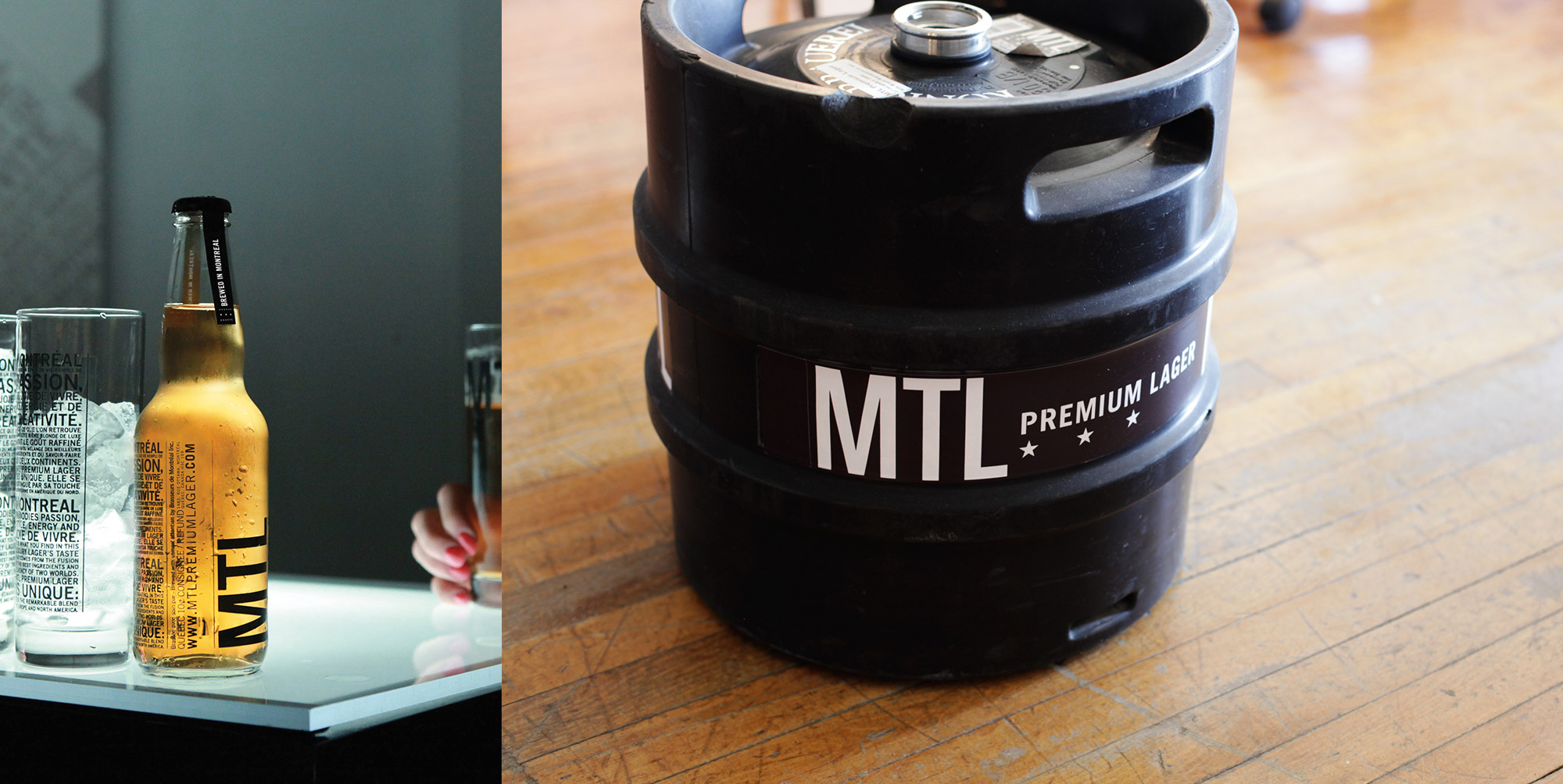 MTL Premium Larger keg