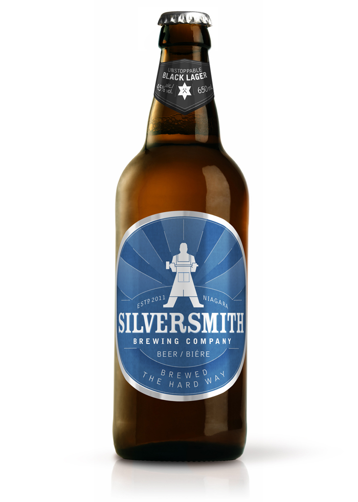 Silversmith-650mL-Black-Lager