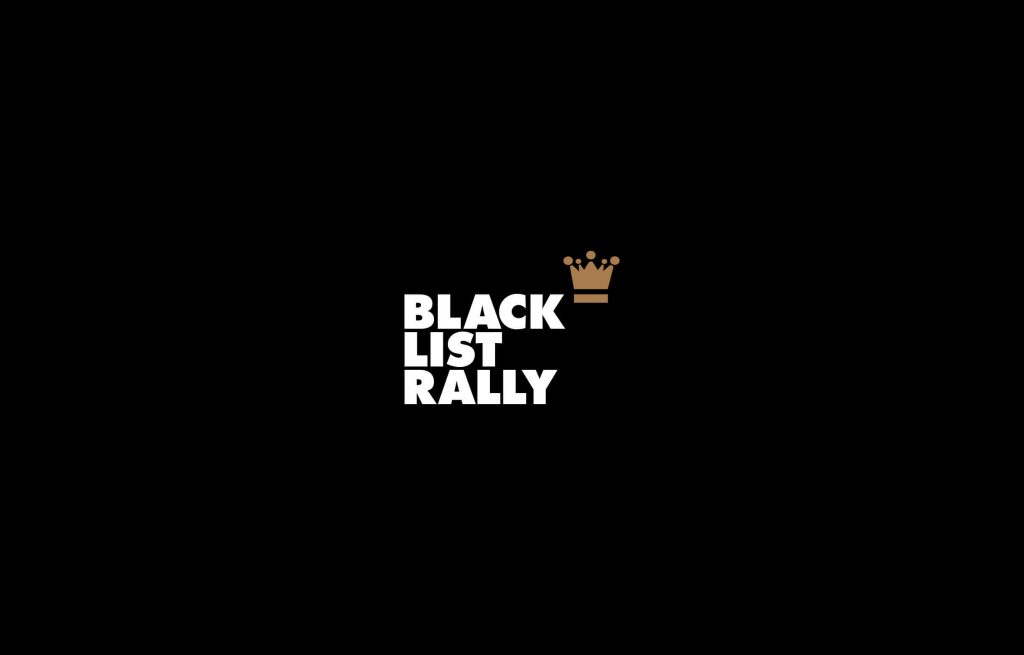 Black List Rally Logo